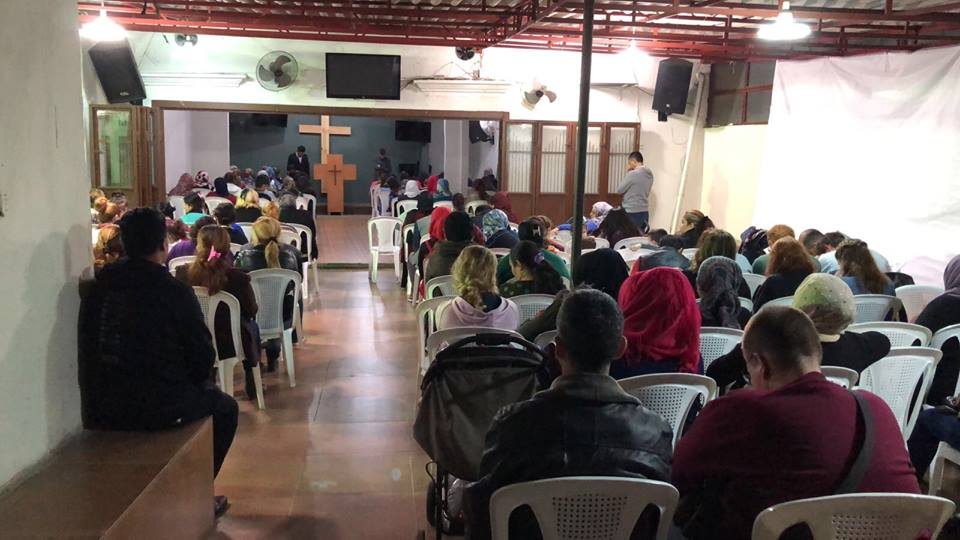 Lebanese Church partnering to reach refugees