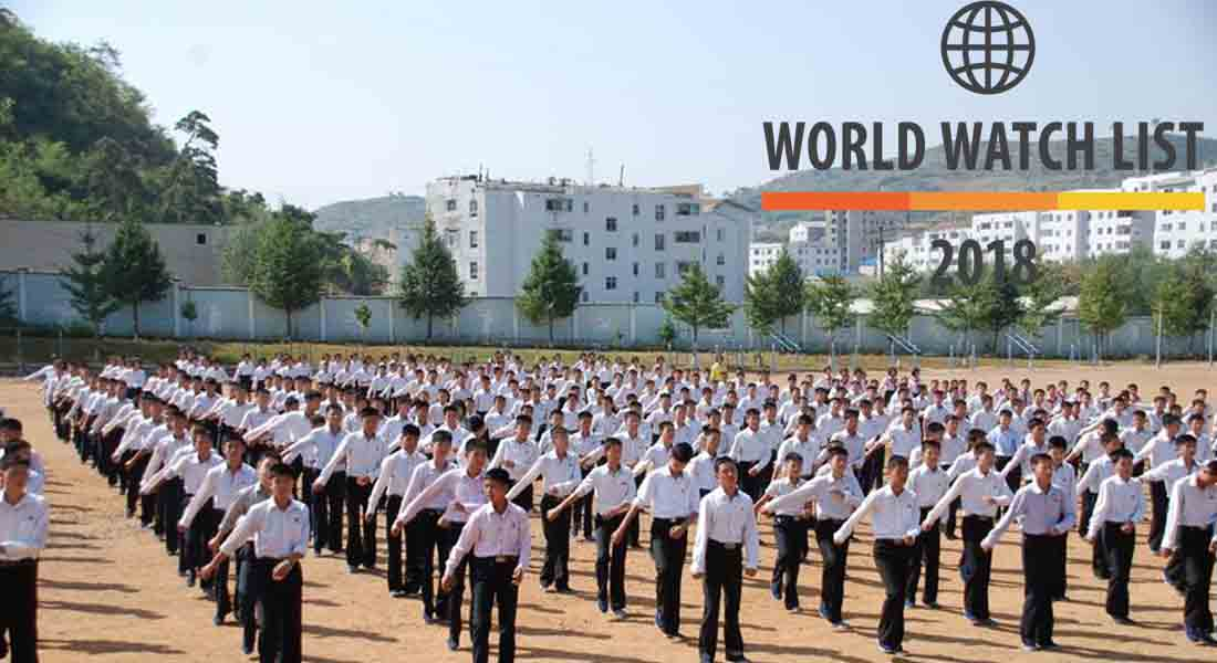 North Korea: the nation with few Christian children — if any