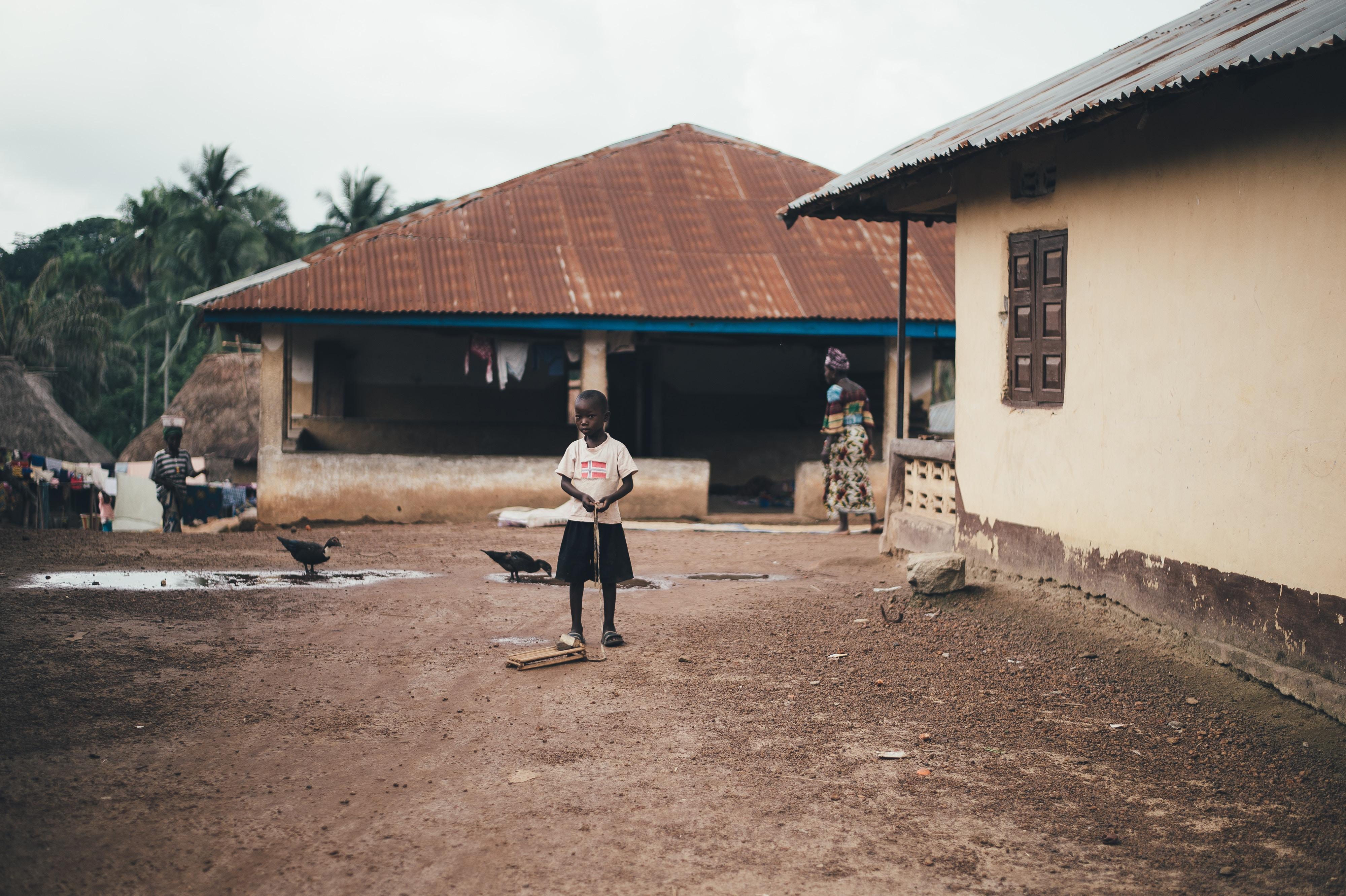 Ministry seeking to break prison cycle for Sierra Leone street orphans