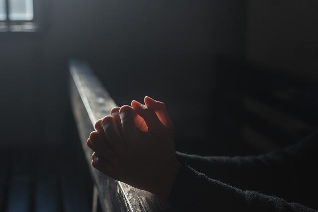 Prayer pixabay