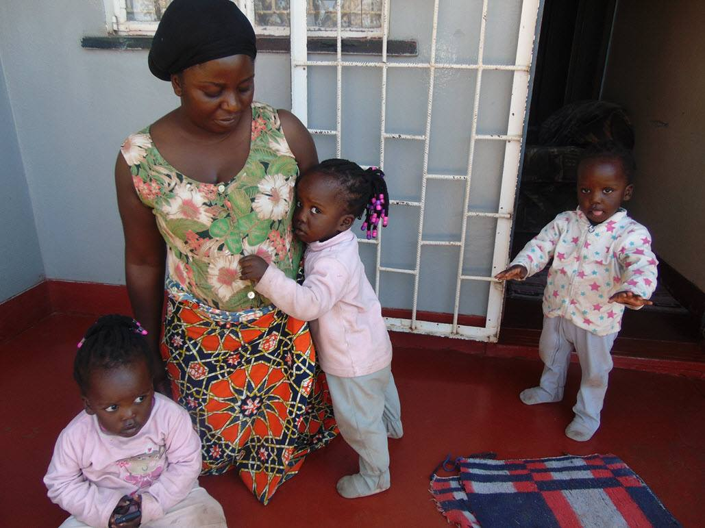 No more orphans: reforming child-care in Ghana