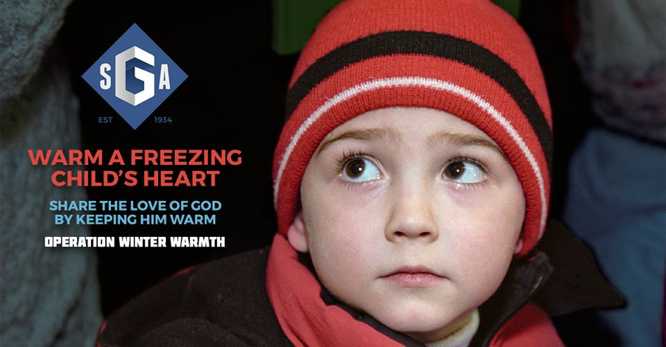 Operation Winter Warmth: bringing heat to the former Soviet Union