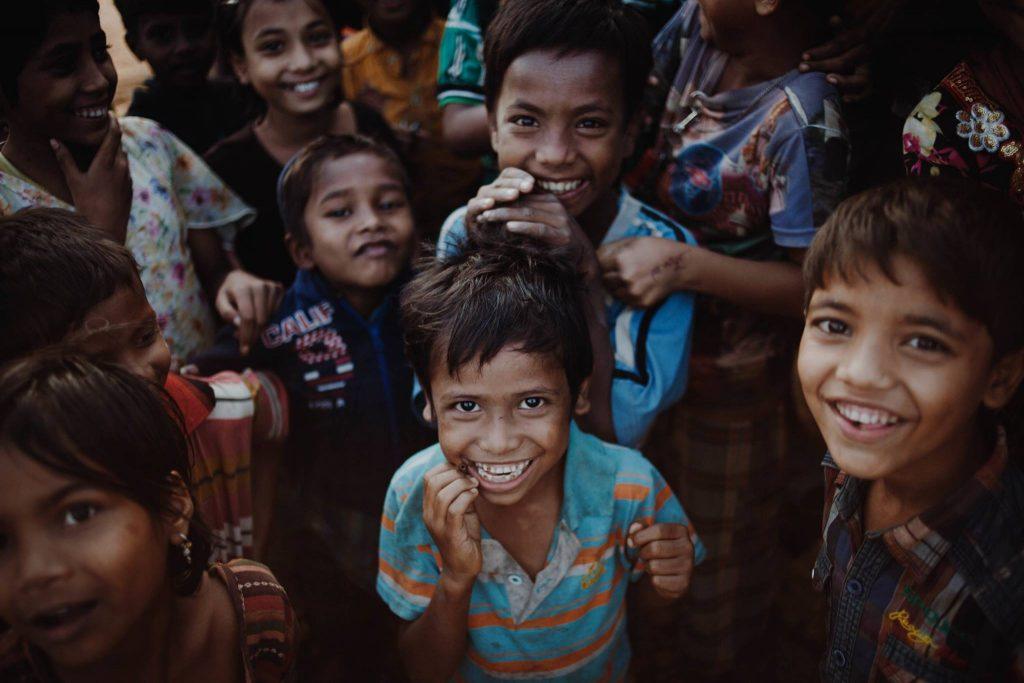 Rohingya refugees children kids