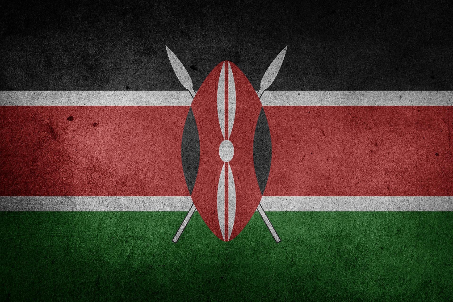 Kenyan flag, pixabay