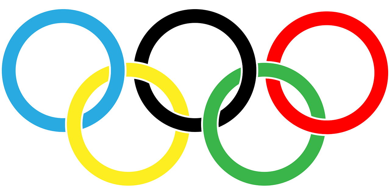 Pixabay, olympics, rings
