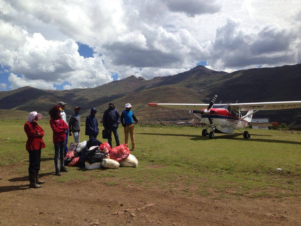 Mission Aviation Fellowship's Flying Pastors are Spreading the Gospel in Lesotho