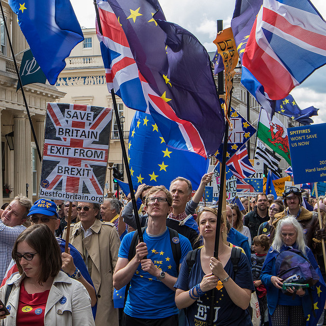 Brexit's continuing impact on ministry and the Church