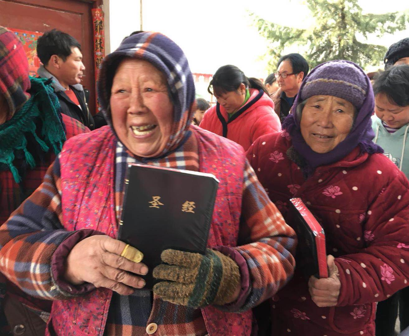 Planning on Bible distribution in China