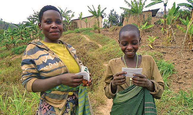 Largest requests for Scripture coming from Africa