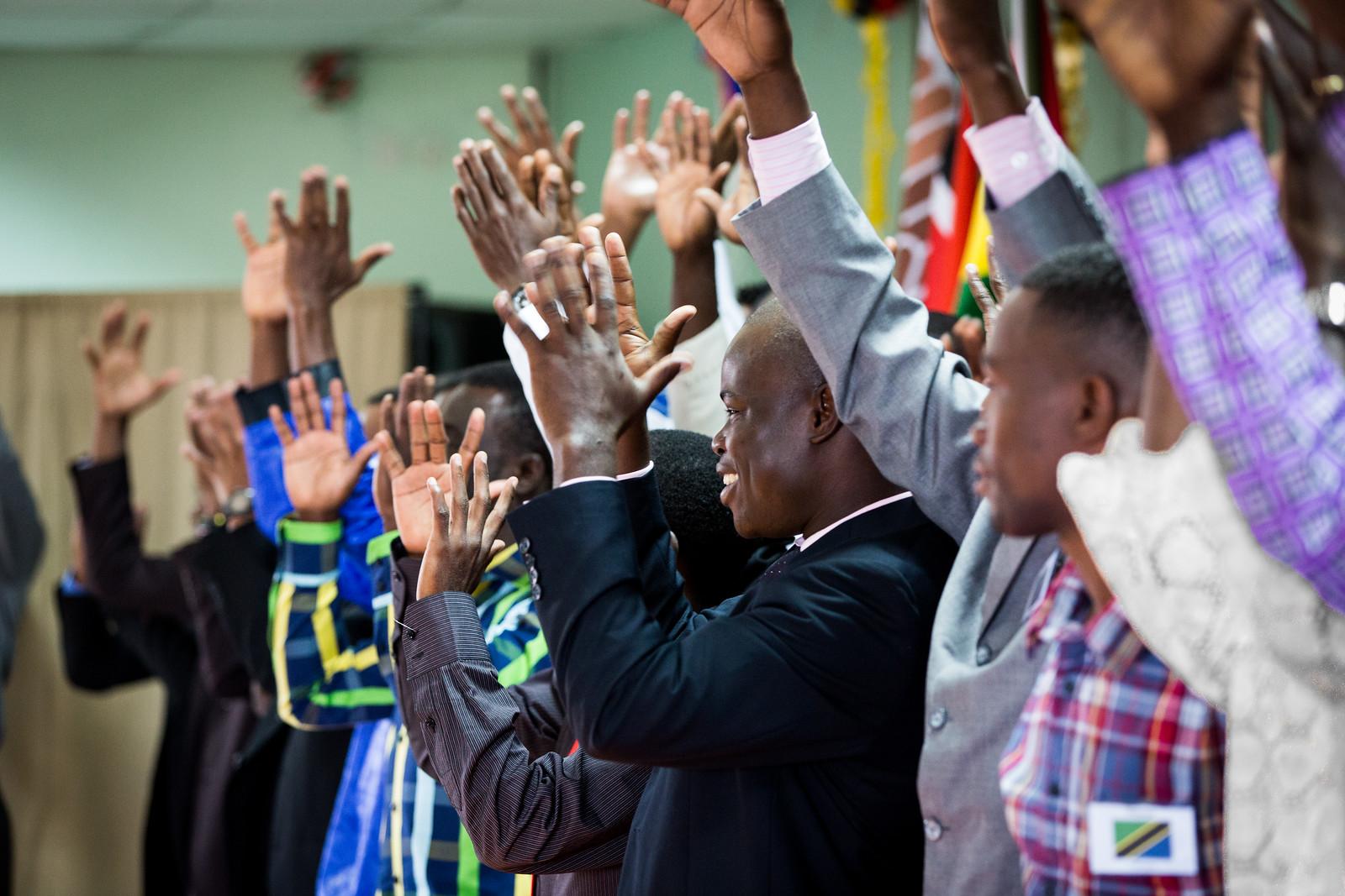 Scripture Celebration highlights Deaf efforts