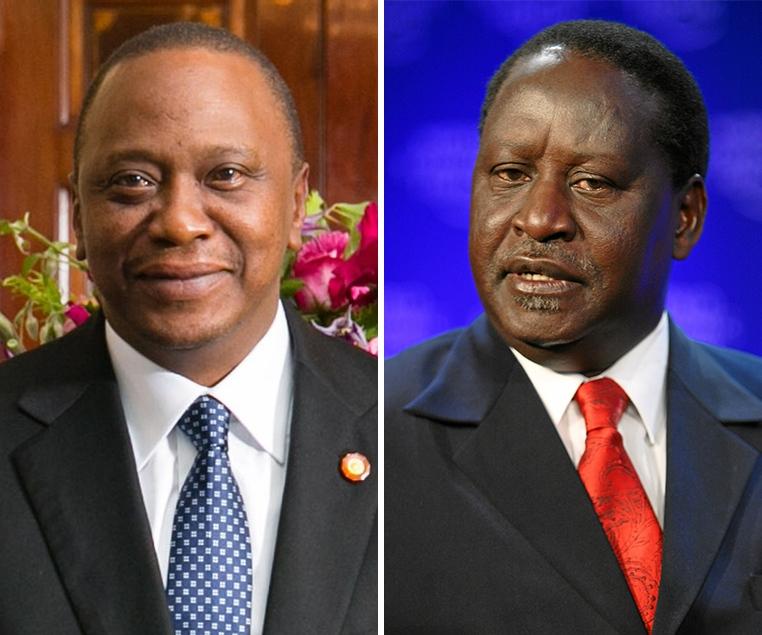 WikimediaCommons_Uhuru_Kenyatta_and_Raila_Odinga