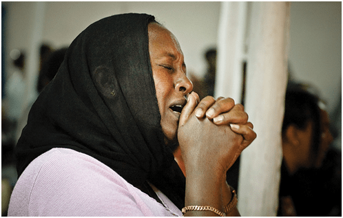 Pandemic drives prayer ministry to Kenya's streets