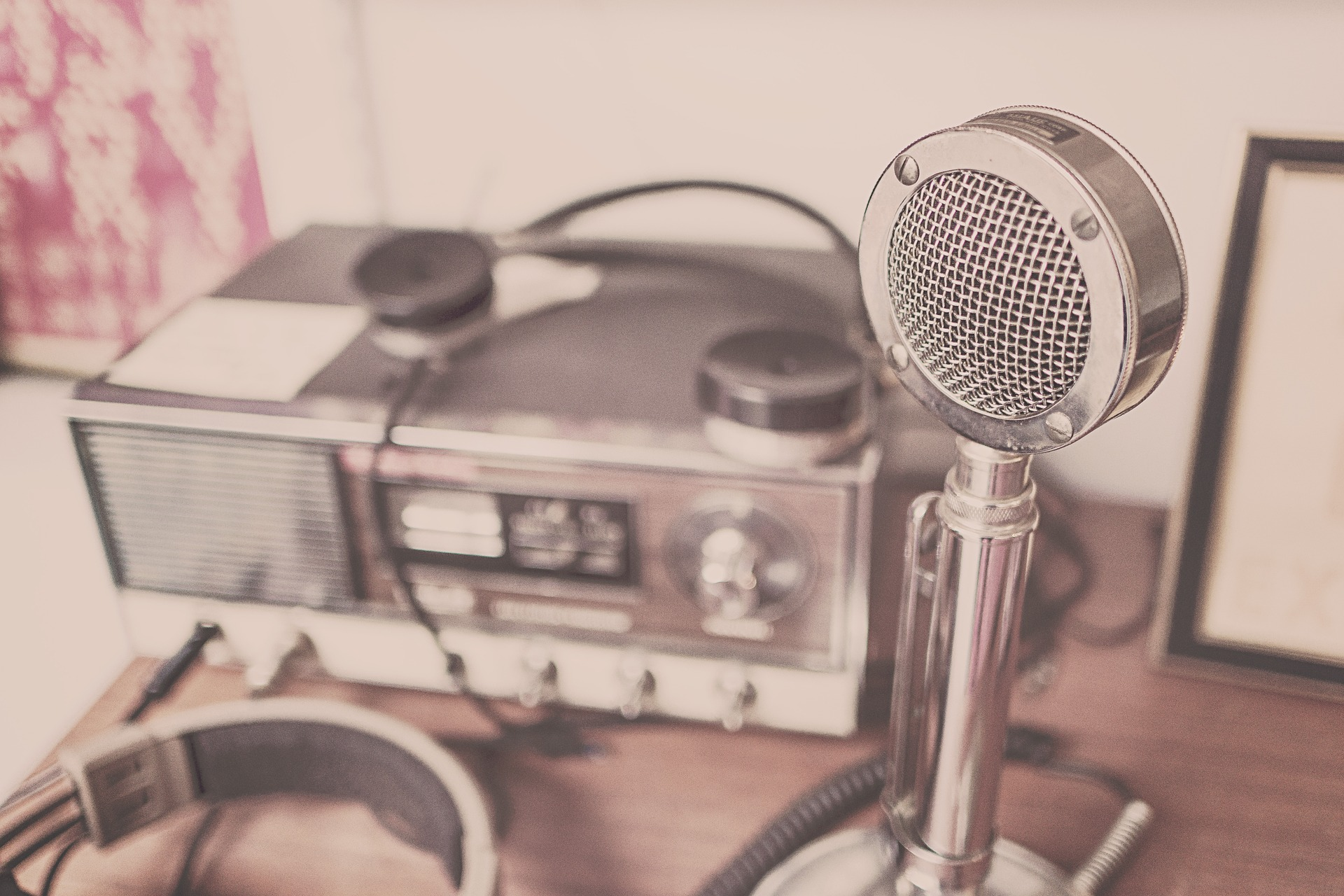 The relevancy of radio and the power of stories in the Great Commission