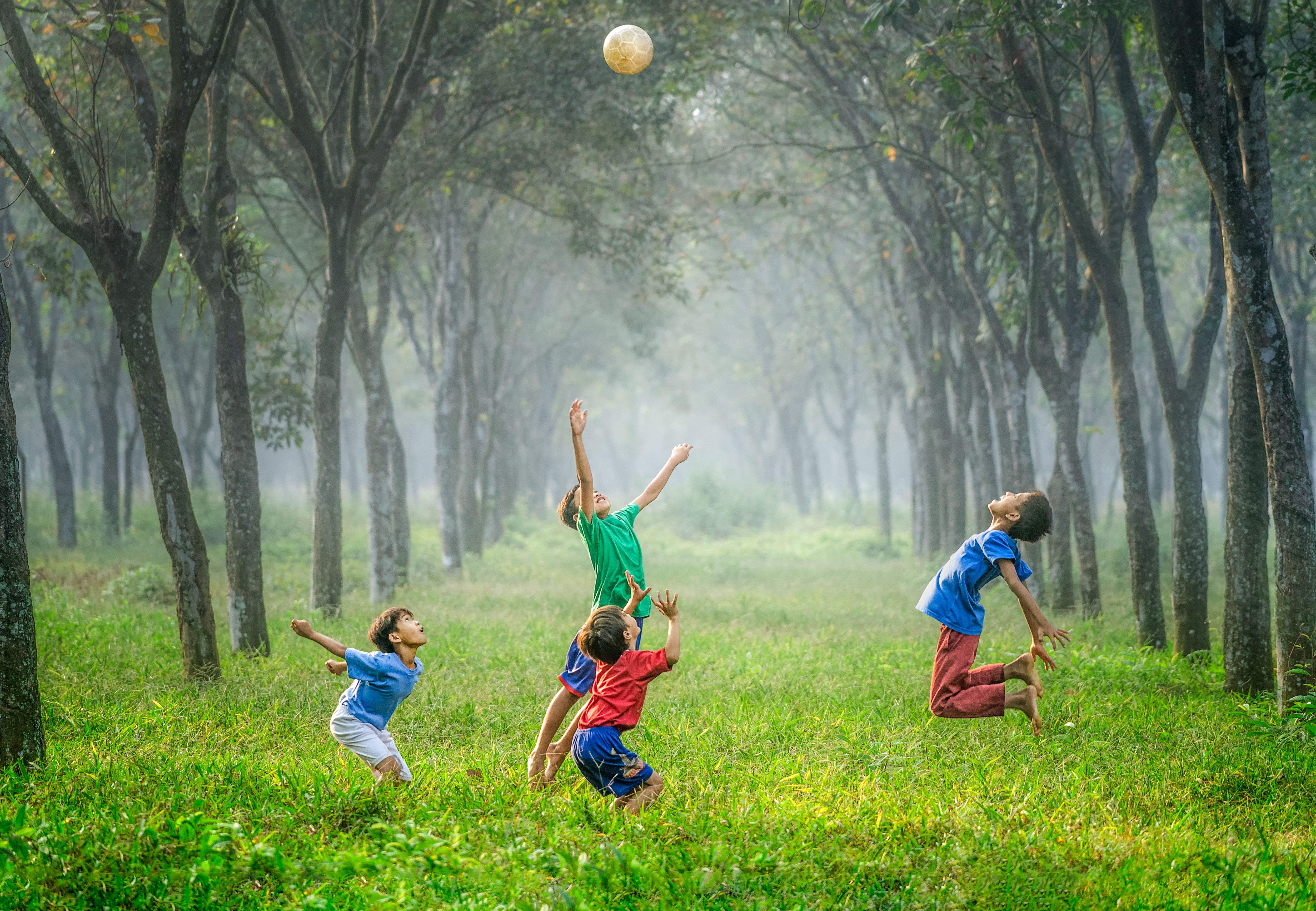 A vision for children in Indonesia