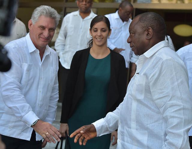 Cuba gets a new president