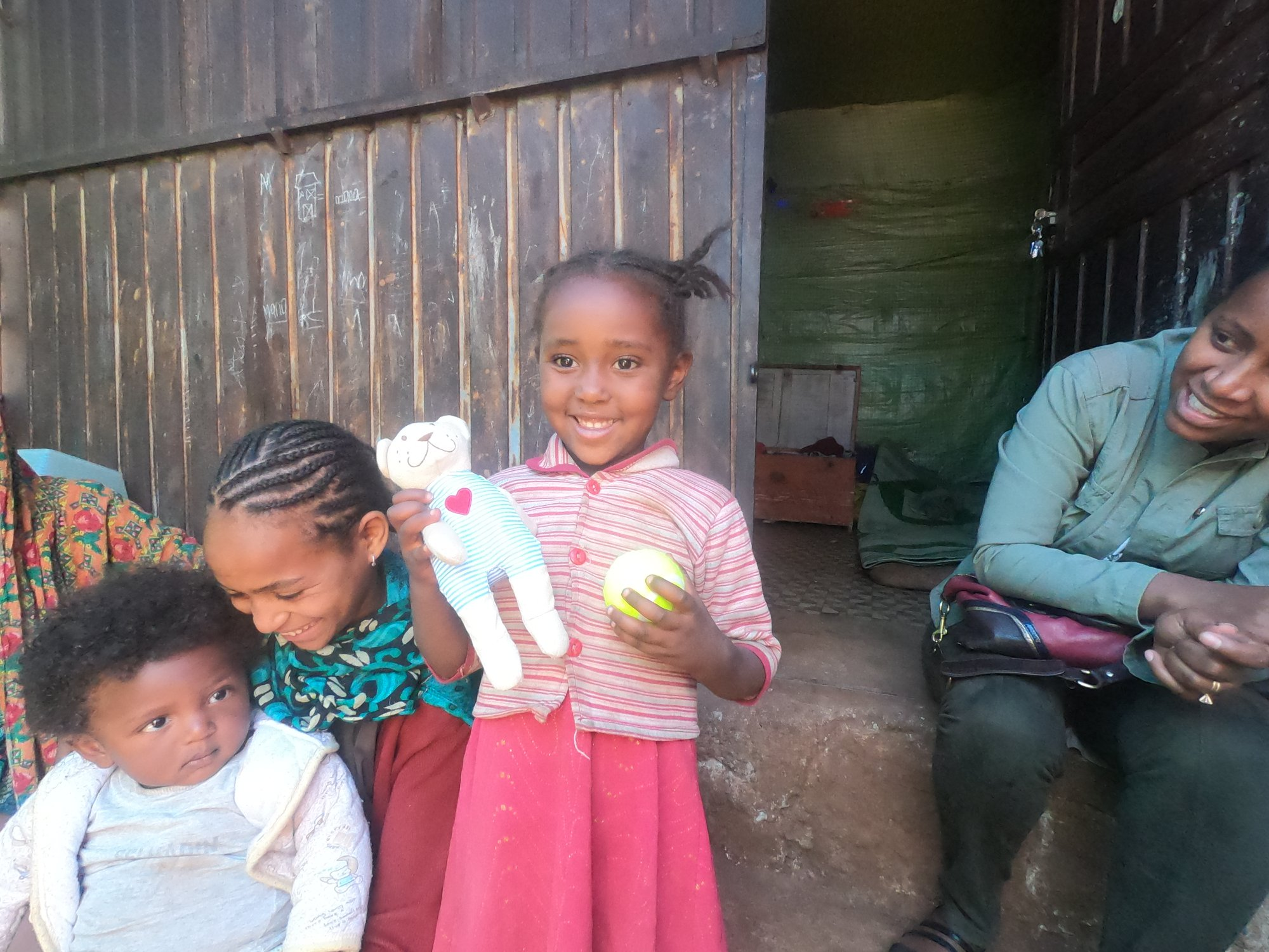 Saving lives in Ethiopia