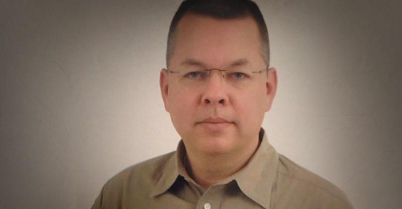 Turkish President renews hostage swap demand in American pastor's case