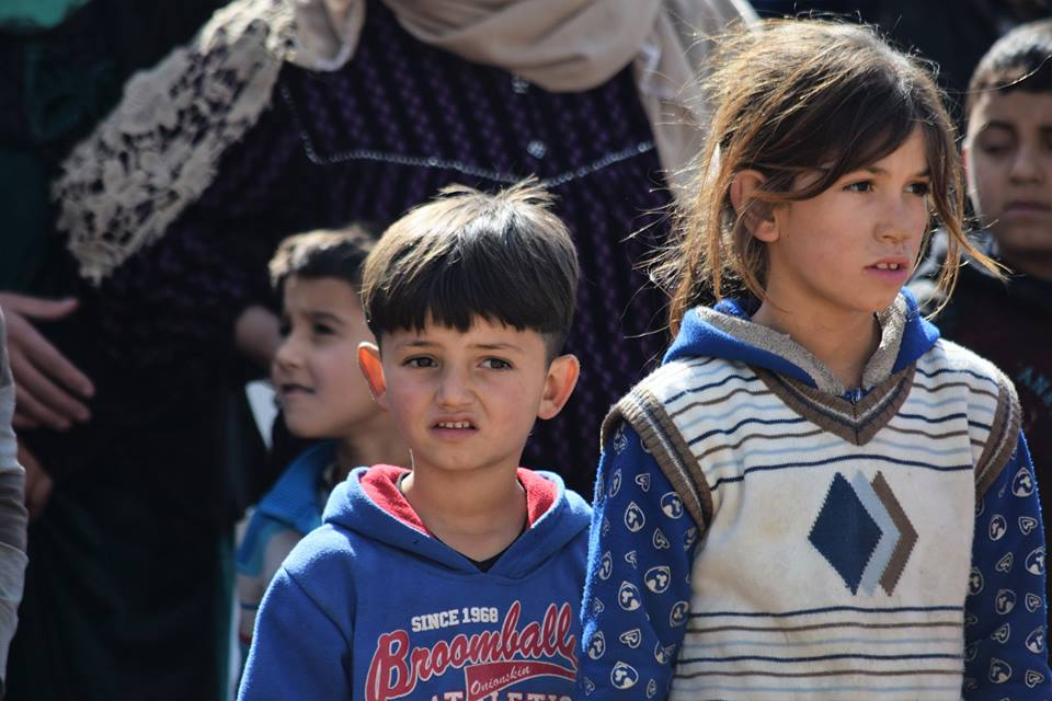The problem of statelessness in Lebanon