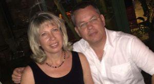 Andrew and Norine Brunson
