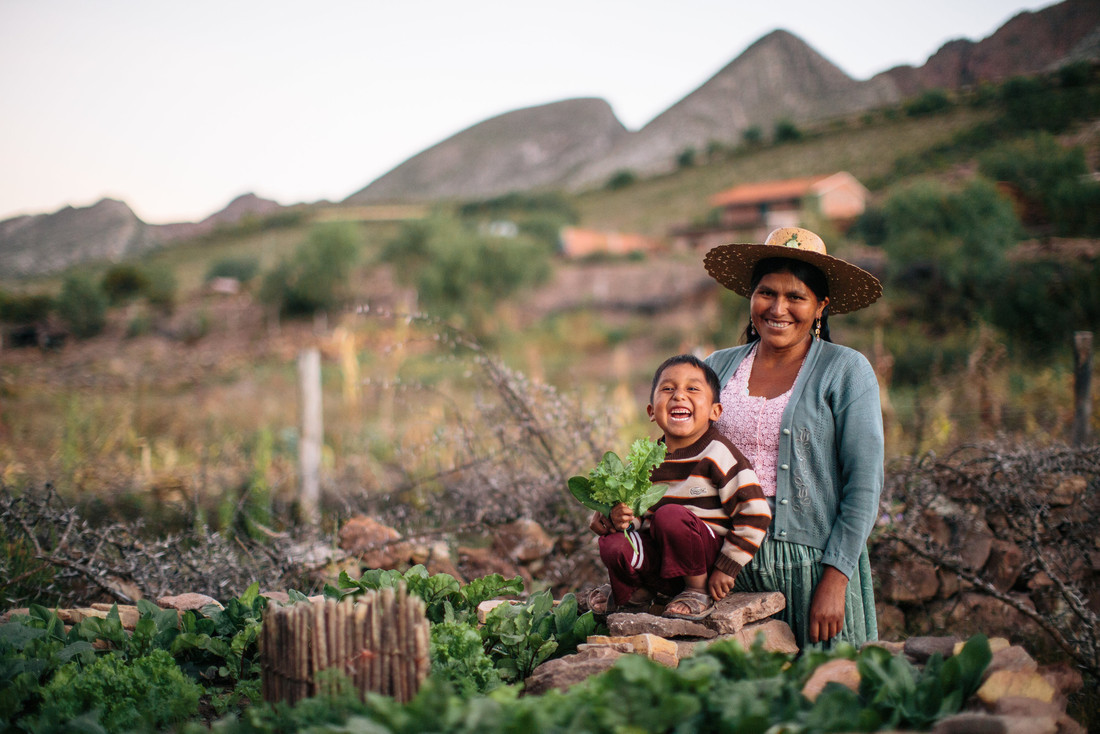 Mothers teaching mothers about health, hygiene, and why God cares