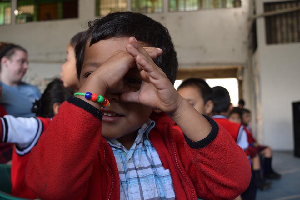 AMG brings hope to Guatemalan families