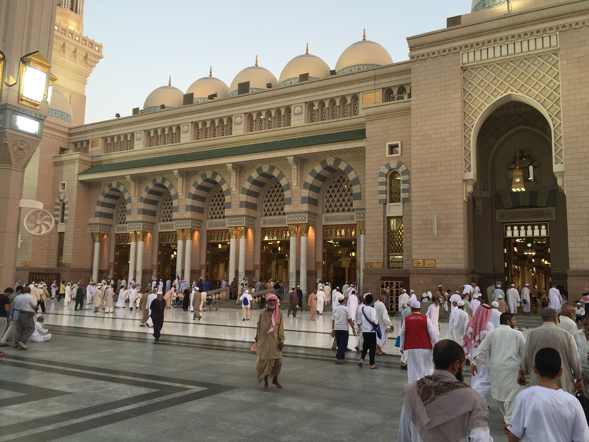Building up the oppressed Saudi Church