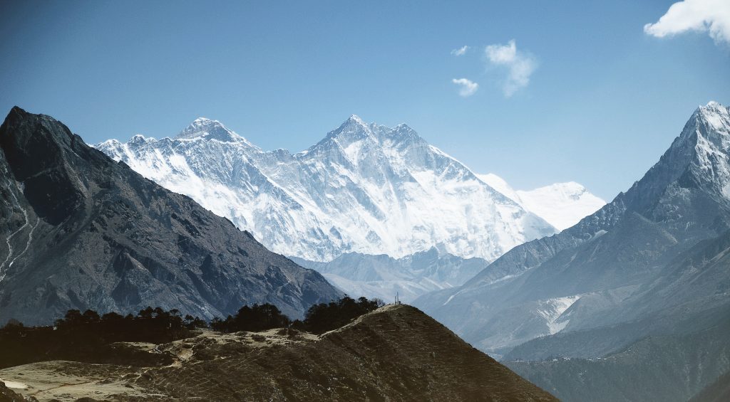 Nepal, mountains