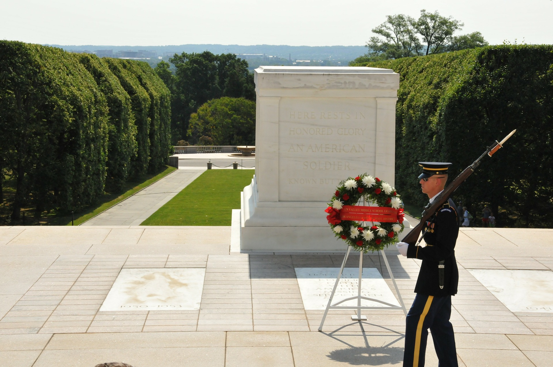 The Great Commission and the Tomb of the Unknown Soldier