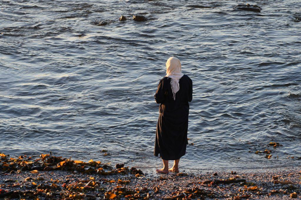 Pixabay, Muslim woman, hijab
