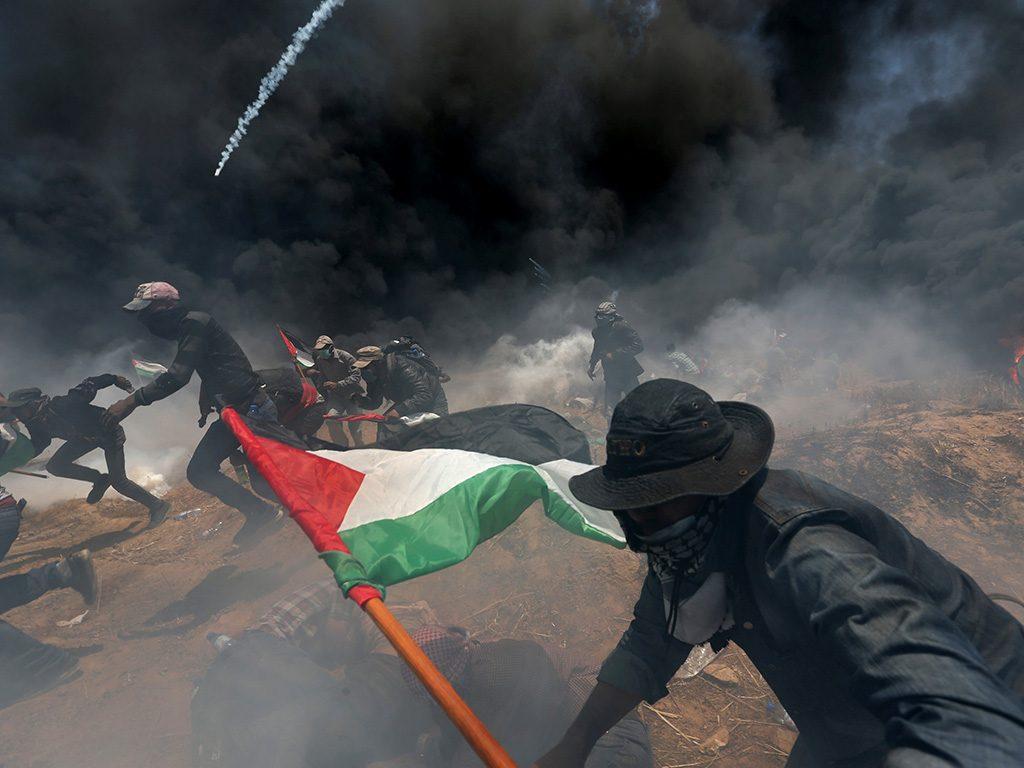 U.S. Israeli Embassy Move to Jerusalem Negatively Affects Palestinian Christians