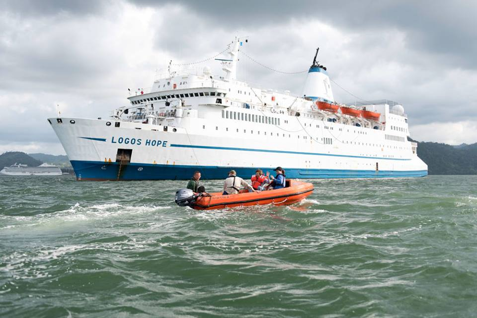 OM Ships International brings hope to hard to reach areas