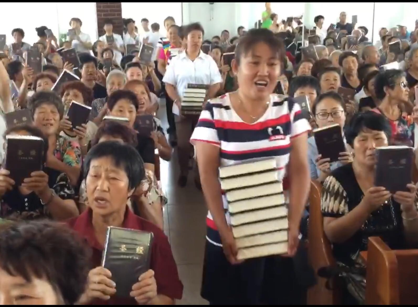 Securing the future for ministry in China