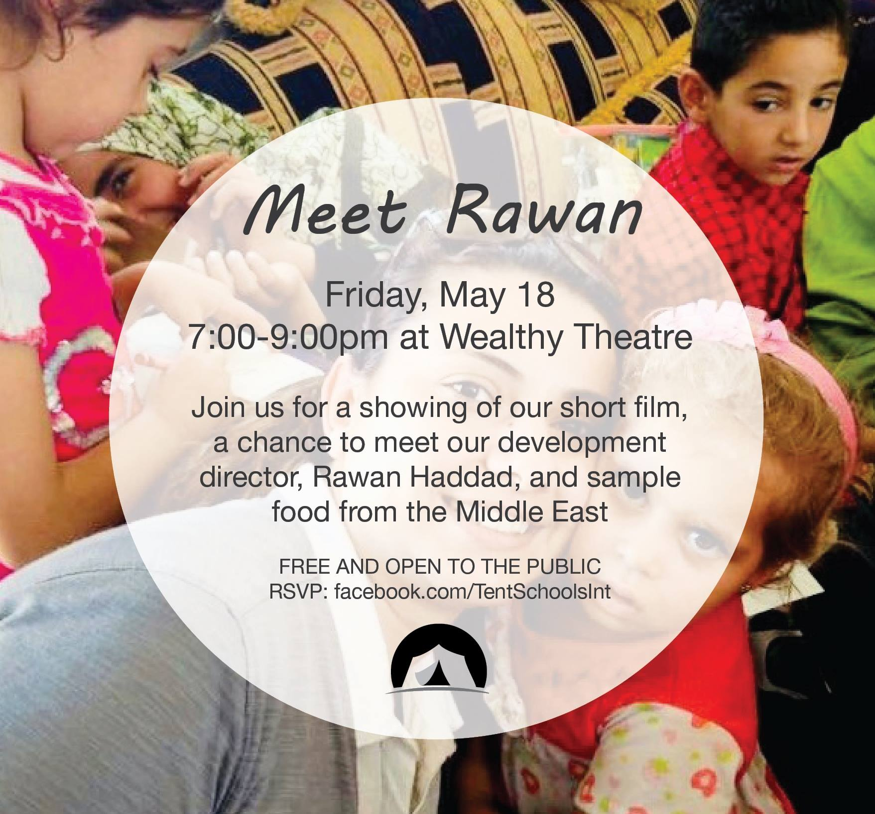 Meet Rawan event
