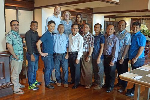 Asian Access launches Pan Asia leadership program