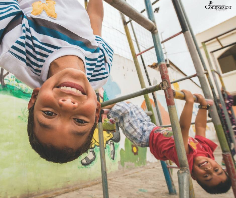 On Compassion Sunday, you can change a child's future