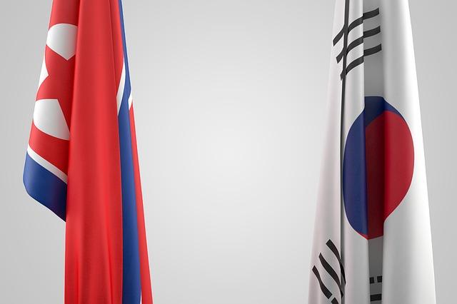 Pixabay, korea, south, north