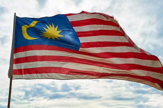 Malaysia, Flag, Pixabay