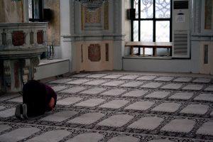 Praying for Muslims during Ramadan