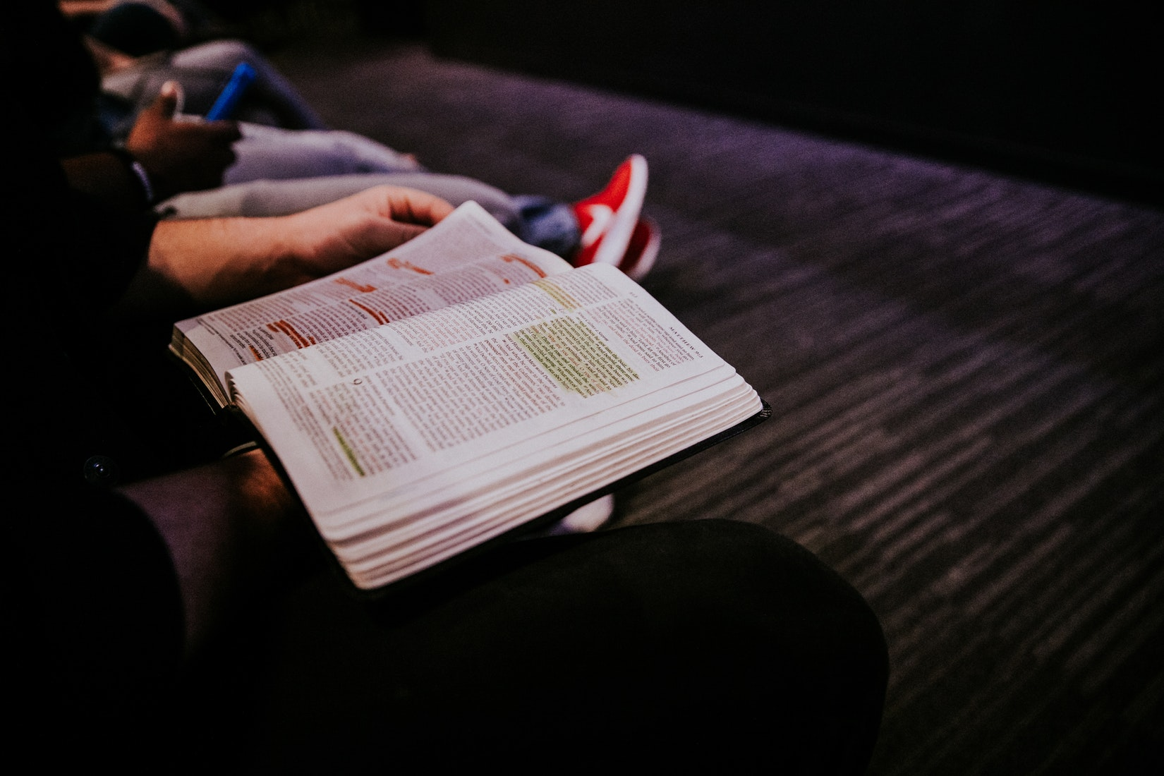 Magazine article reveals need for biblical literacy