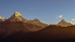 Mt. Everest in Nepal
