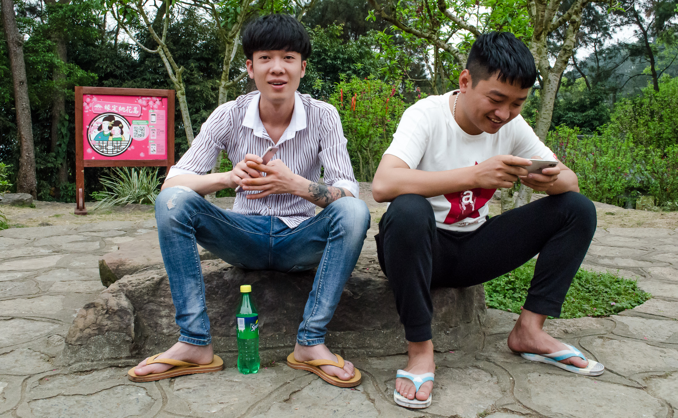 Crossing cultural boundaries for the youth of China