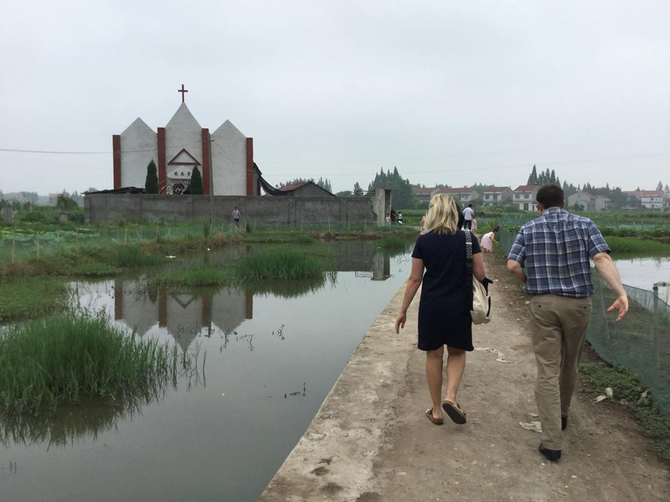 The young church of rural China