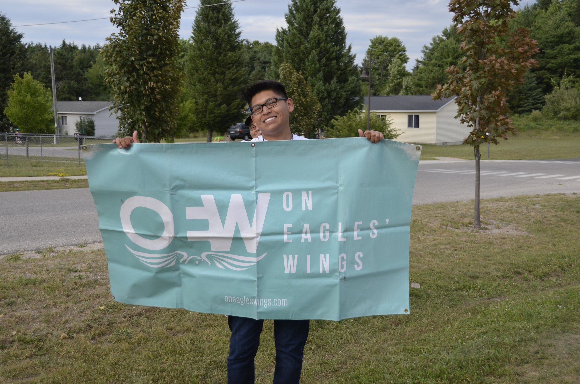 Prayer paving the way for missions among Native American young people