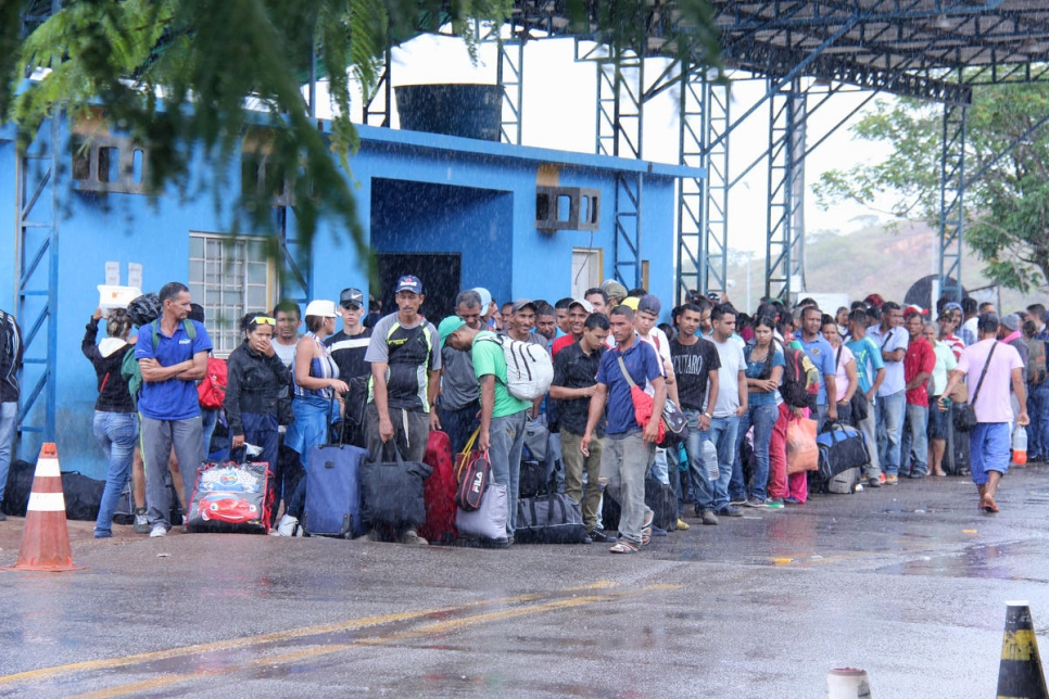 Venezuelans are now South America's largest refugee crisis