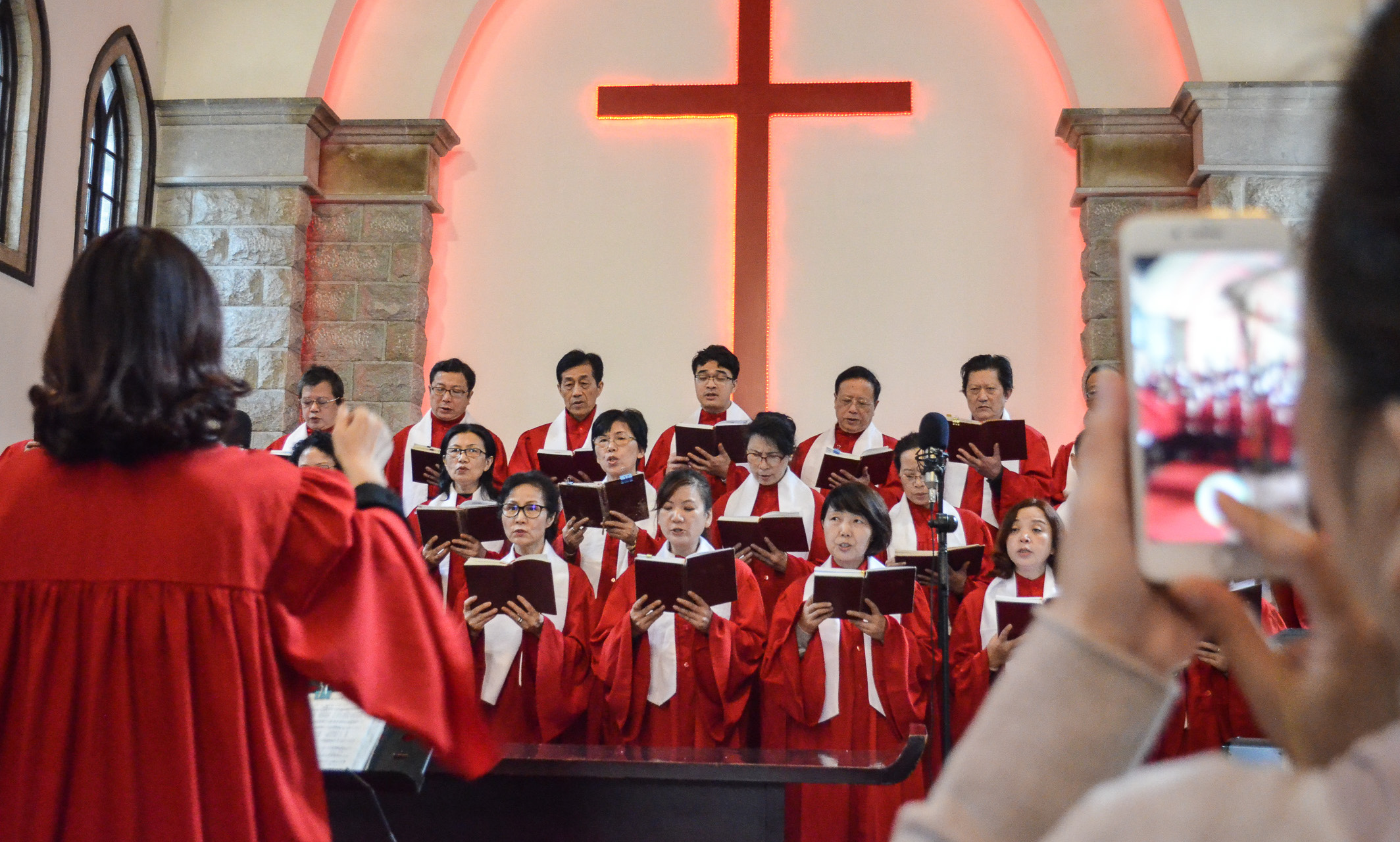 The true state of the Chinese Church