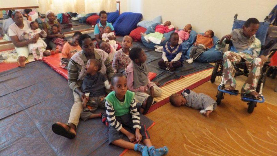 In Kenya, children's home challenges attitudes towards disabilty