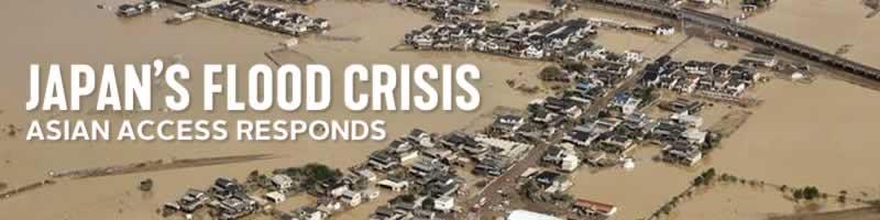 Japan's flood crisis