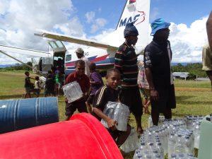 Papua New Guinea, MAF