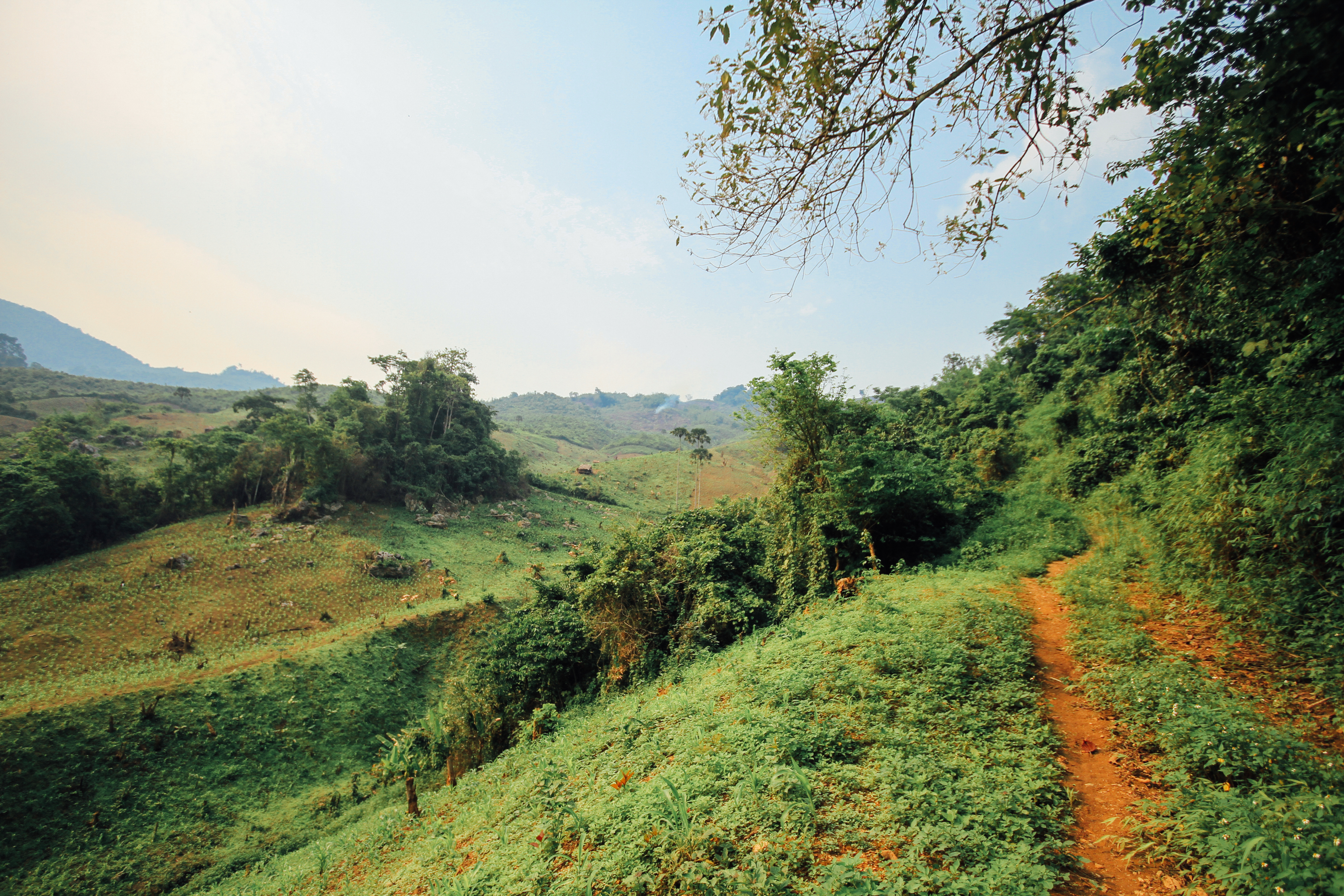 Laos experiences heavy monsoon rains, a dam break, and flooding
