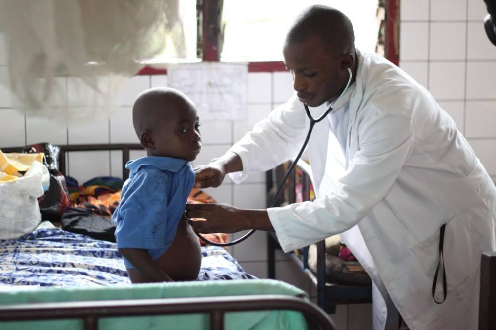 MAF, DRC, DR Congo, ebola, doctor, medical, congolese